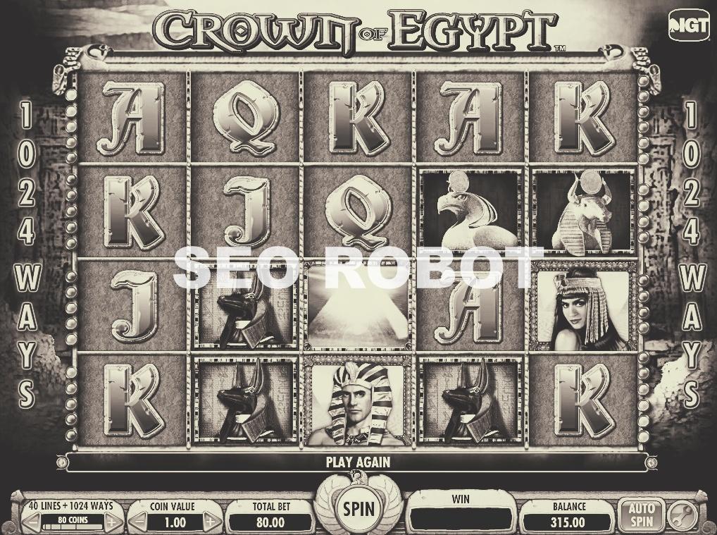 Macam permainan judi slot di casino saat ini